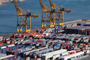 Container Handling & Warehousing Service